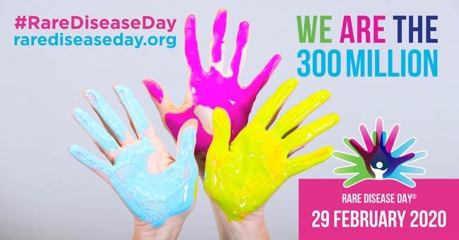rare disease day 29 febbraio 2020
